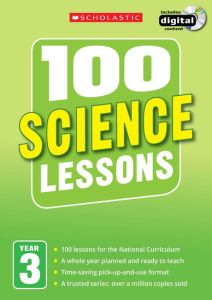100 SCIENCE LESSONS: YEAR 3 -  Anderson