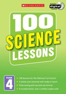 100 SCIENCE LESSONS: YEAR 4 -  Mcmahon