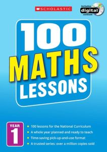 100 MATHS LESSONS: YEAR 1 -  Montague-Smith