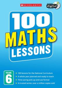 100 MATHS LESSONS: YEAR 6 -  Davis