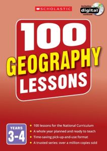 100 GEOGRAPHY LESSONS: YEARS 3-4 -  Jackson