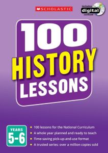 100 HISTORY LESSONS: YEARS 5-6 -  Lewis