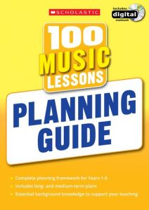100 MUSIC LESSONS: PLANNING GUIDE -  Ashworth