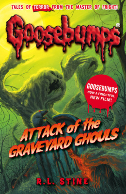 ATTACK OF THE GRAVEYARD GHOULS - R.l. Stine
