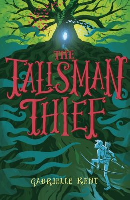 ALFIE BLOOM AND THE TALISMAN THIEF -  Kent