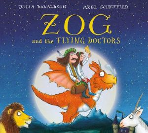 ZOG AND THE FLYING DOCTORS GIFT EDITION - Juliascheffler Axel Donaldson