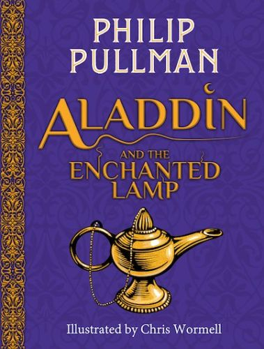 ALADDIN AND THE ENCHANTED LAMP (HB)(NE) -  Pullman