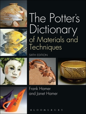 THE POTTER'S DICTIONARY - Hamer Frank