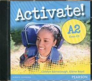 ACTIVATE A2 CLASS CD - Joanne Taylore-Knowles