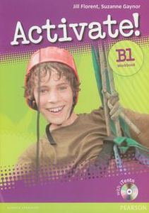 ACTIVATE! B1 WORKBOOK + ITEST CD - Suzanne Gaynor