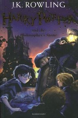 HARRY POTTER AND THE PHILOSOPHERS STONE - J.K. ROWLING
