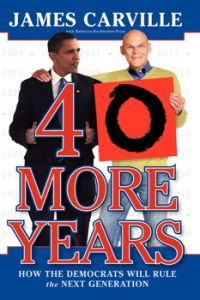 40 MORE YEARS - Carville James