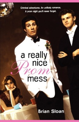 A REALLY NICE PROM MESS - Sloan Brian