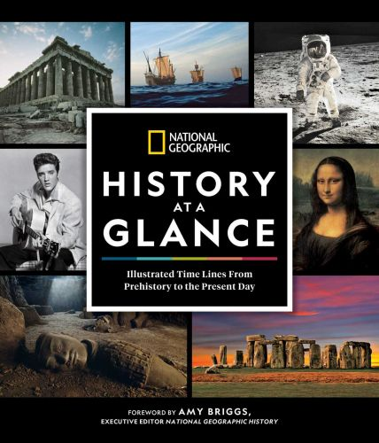 NATIONAL GEOGRAPHIC HISTORY AT A GLANCE