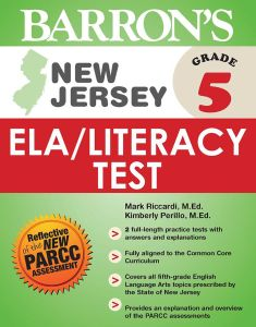 NEW JERSEY GRADE 5 ELA/LITERACY TEST - Riccardi Mark