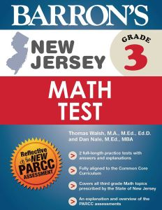 NEW JERSEY GRADE 3 MATH TEST - Walsh Thomas