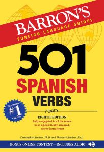 501 SPANISH VERBS - Kendris Christopher