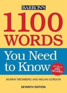 1100 WORDS YOU NEED TO KNOW - Bromberg Murray