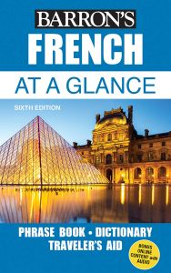 FRENCH AT A GLANCE - Stein Gail