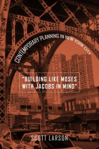 'BUILDING LIKE MOSES WITH JACOBS IN MIND' - Larson Scott