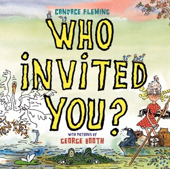 WHO INVITED YOU? - Fleming Candace