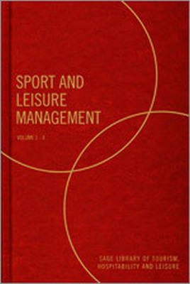 SPORT AND LEISURE MANAGEMENT - Weed Mike