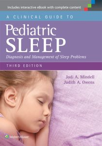 A CLINICAL GUIDE TO PEDIATRIC SLEEP - A. Mindell Jodi