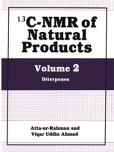 13C-NMR OF NATURAL PRODUCTS - Ahmad Atta-Ur-Rahman