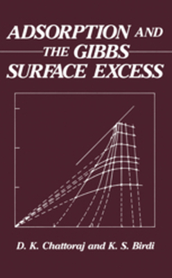ADSORPTION AND THE GIBBS SURFACE EXCESS -  Chattoraj