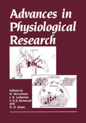 ADVANCES IN PHYSIOLOGICAL RESEARCH -  Mclennan