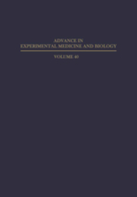 ADVANCES IN EXPERIMENTAL MEDICINE AND BIOLOGY -  Dhar