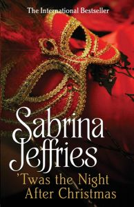 'TWAS THE NIGHT AFTER CHRISTMAS - Jeffries Sabrina