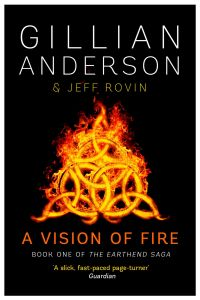 A VISION OF FIRE - Anderson Gillian