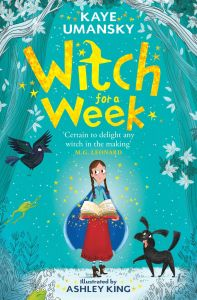 WITCH FOR A WEEK - Umansky Kaye