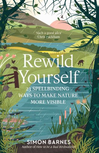 REWILD YOURSELF - Barnes Simon