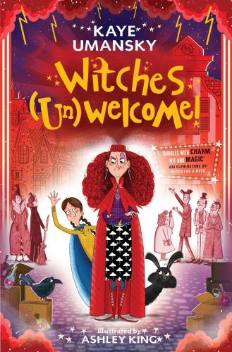 WITCHES (UN)WELCOME - Umansky Kaye