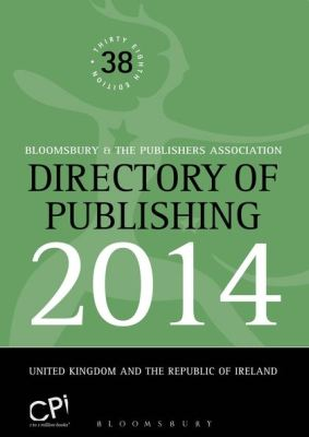 DIRECTORY OF PUBLISHING 2014 -  Continuum