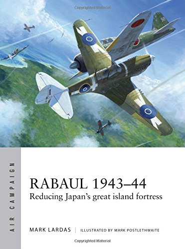 Rabaul 1943–44: Reducing Japan's great island fortress (Air Campaign)