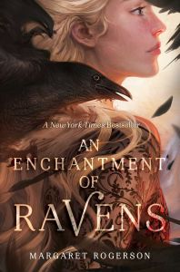 AN ENCHANTMENT OF RAVENS - Rogerson Margaret