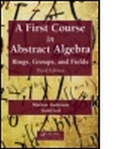 A FIRST COURSE IN ABSTRACT ALGEBRA - Anderson Marlow