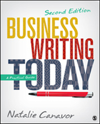 BUSINESS WRITING TODAY - Canavor Natalie