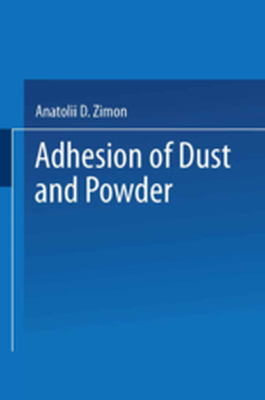 ADHESION OF DUST AND POWDER -  Zimon