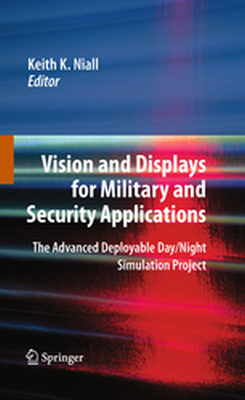 VISION AND DISPLAYS FOR MILITARY AND SECURITY APPLICATIONS -  Niall