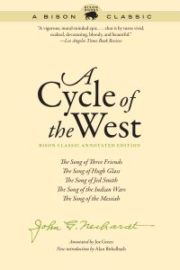 A CYCLE OF THE WEST - G. Neihardt John