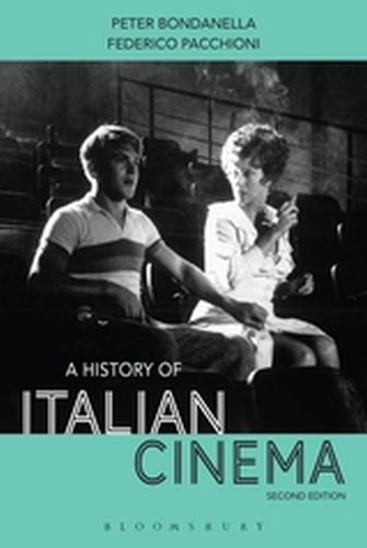 A HISTORY OF ITALIAN CINEMA - Bondanella Peter