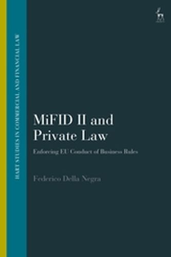 MIFID II AND PRIVATE LAW - Linarelli John