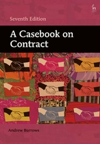 A CASEBOOK ON CONTRACT - Burrows Andrew