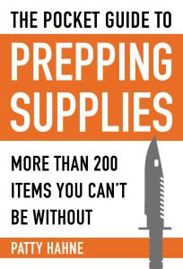 THE POCKET GUIDE TO PREPPING SUPPLIES - Hahne Patty