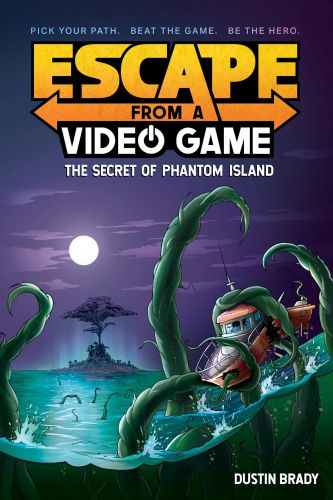 ESCAPE FROM A VIDEO GAME - Brady Dustin