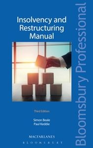 INSOLVENCY AND RESTRUCTURING MANUAL - Beale Simon